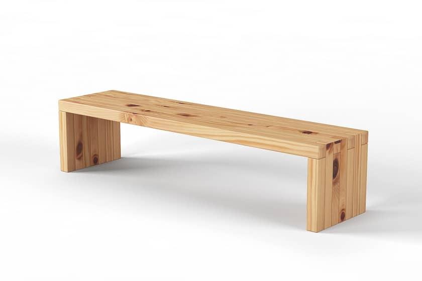 Bettbank aus Zirbenholz | Edith