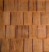 Dachschindeln aus Eichenholz