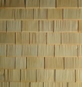 Dachschindeln aus Fichtenholz