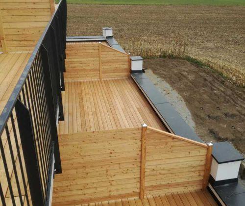 Jetzt Lärchenholz für die Terrasse kaufen