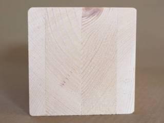 Kantholz Fichte verleimt 90×90mm