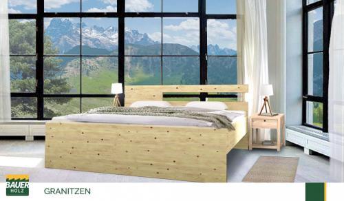 Bauer_Zirbenbett_Showroom_Granitzen