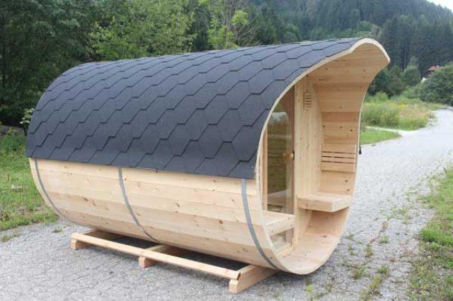 Sauna kaufen: Ihre Sauna für Zuhause und Garten
