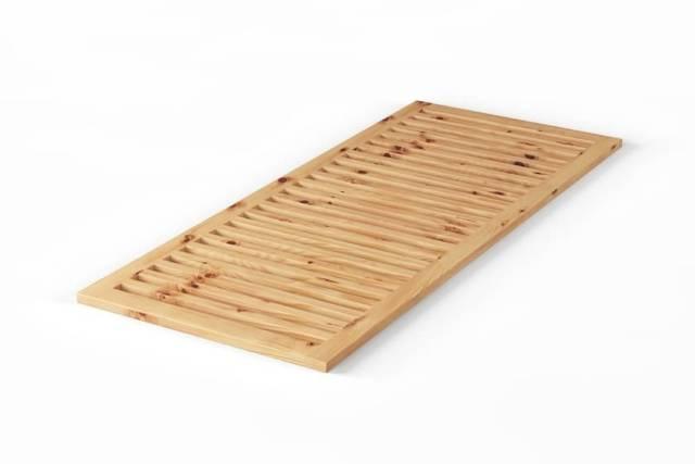 Stabiler Zirbenholz-Lattenrost für Ihr Zirbenbett