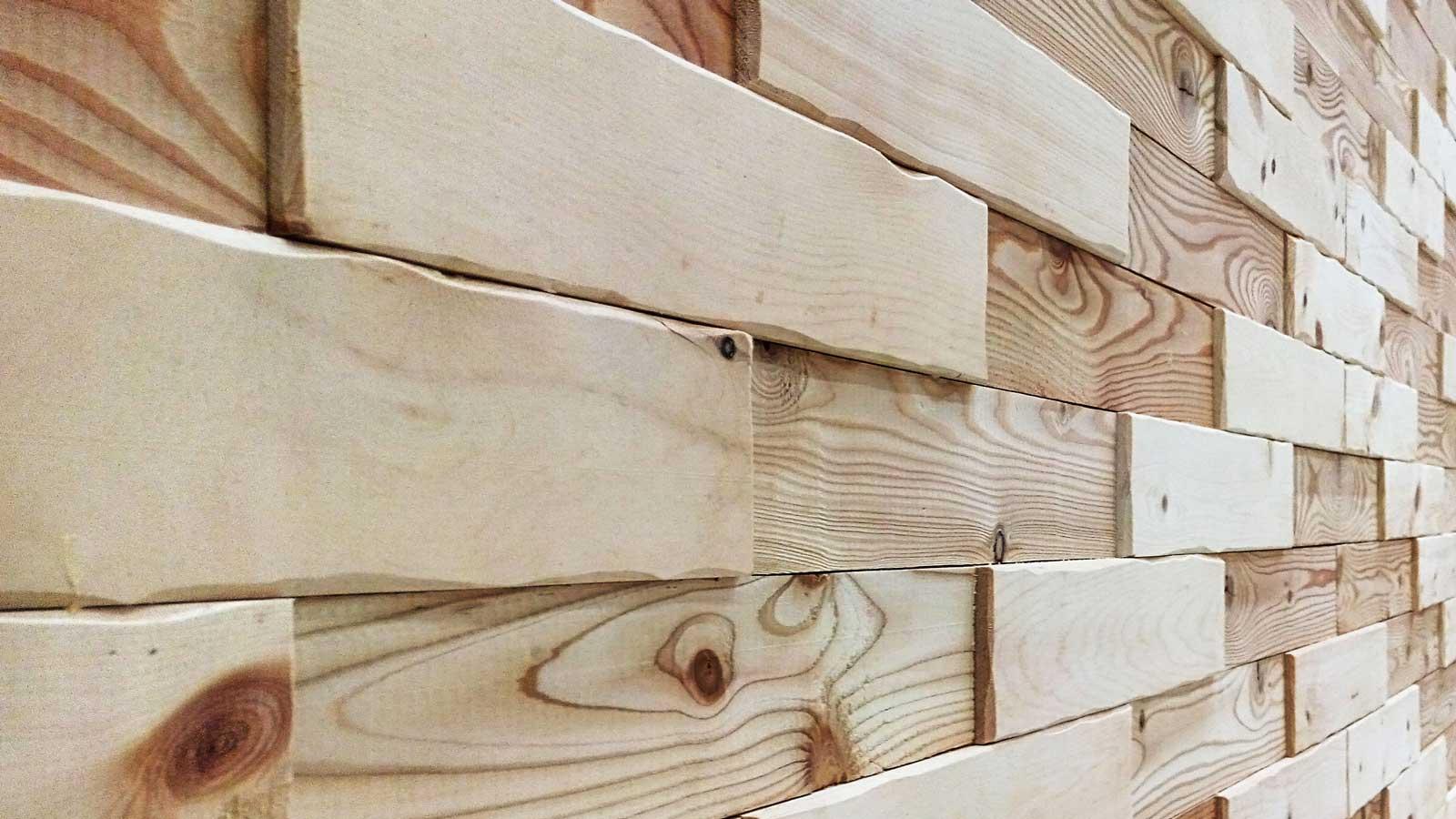 Holzzaun und Gartenzaun aus Lärchenholz