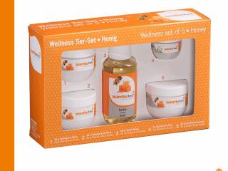 Wellness-Set Honig