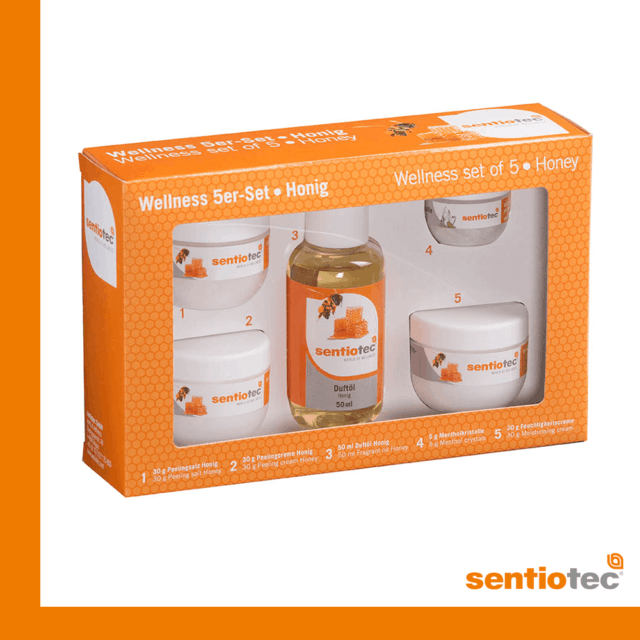 Wellness-Set Honig