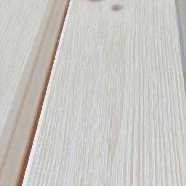 Zirbenholzbrett glatt gebürstet